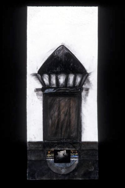 Bai Sema drawing by Mary Griep